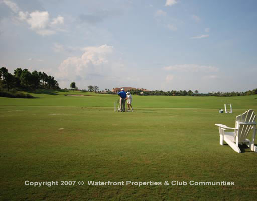Mirasol golf club community